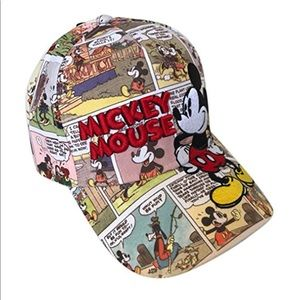 Disney Comic Strip Hat